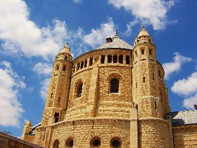 Kościół Zaśnięcia w Jerozolimie