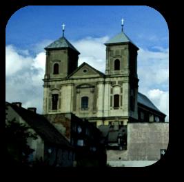 Kościół i klasztor w Bardzie