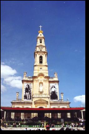 Bazylika Matki Boskiej Różańcowej z Fatimy