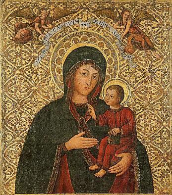 Borecka Matka Boża Pocieszenia