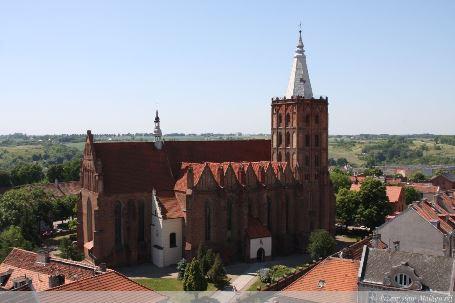 Kościół Wniebowzięcia Najświętszej Marii Panny w Chełmnie