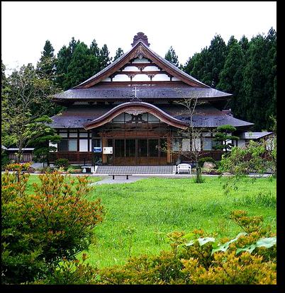 Klasztor w Yuzawadai