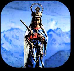 Objawienie w Wiktorówkach - Królowa Tatr