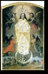 Obraz Matki Boskiej Płonkowskiej