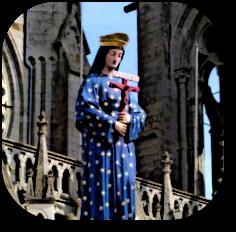 Objawienie w Pontmain - Królowa Nadziei