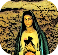 Objawienie w Tre Fontane - Dziewica Objawienia