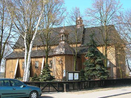 Kościół św. Mikołaja w Pieraniu