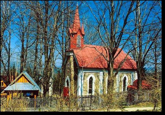 Sanktuarium Najświętszej Marii Panny Wspomożenia Wiernych w Przyłękowie