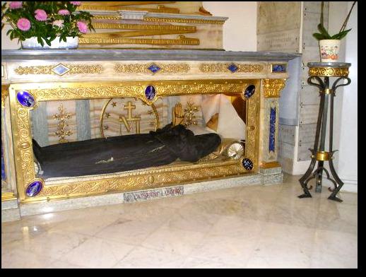 Relikwie św. Katarzyny Labouré