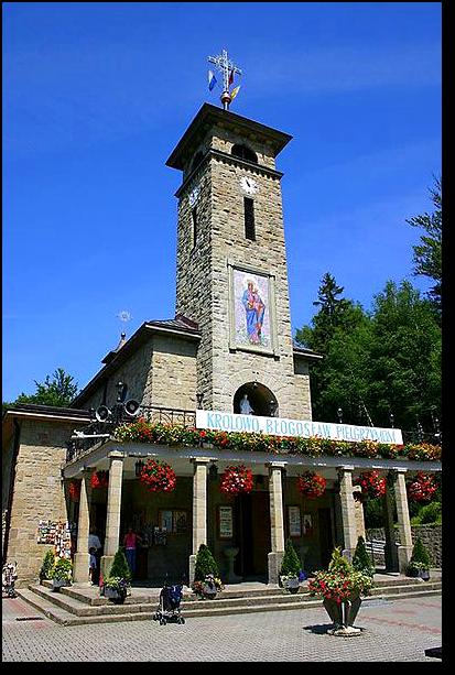 Sanktuarium maryjne Na Górce