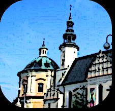 Piotrkowice. Loretańska Matka Boska Piotrkowicka. Sanktuarium Matki Bożej Loretańskiej w Piotrkowicach