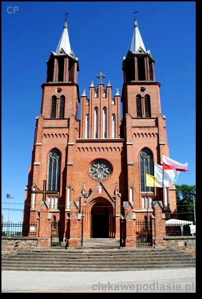 Sanktuarium w Płonce Kościelnej