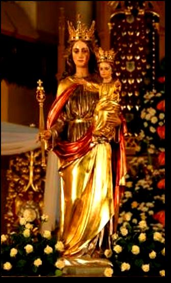 Matka Boska Wspomożycielka Wiernych - Twardogórska Pani