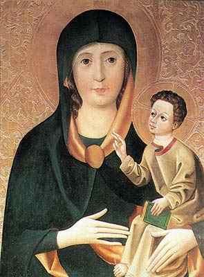 Zwycięska Matka Boska Brdowska