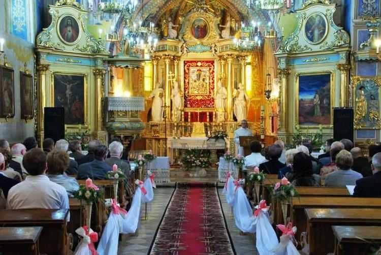 Wnętrze kościoła - fot. A.Górniak (CC BY-SA 3.0)
