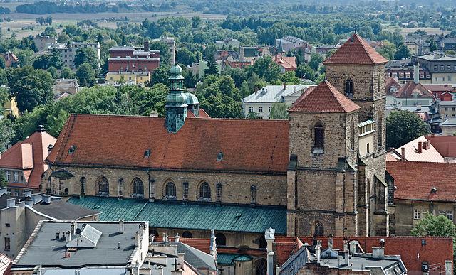 Kościół Wniebowzięcia NMP w Kłodzku, fot. Jacek Halicki (CC BY-SA 3.0 PL)