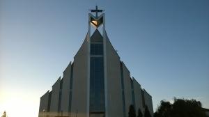 Warszawa. Sanktuarium Matki Bożej Nauczycielki Młodzieży