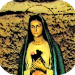 Objawienie w Tre Fontane - Dziewica Objawienia (Włochy, Tre Fontane 1947)