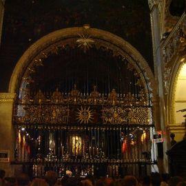 Kaplica Matki Boskiej Częstochowskiej na Jasnej Górze - wnętrze