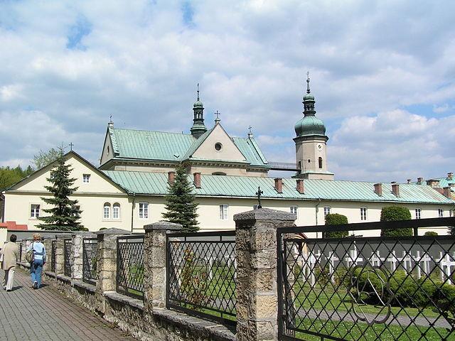 Klasztor w Czernej, fot. Cancre (CC BY-SA 3.0)