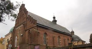 Kościół Franciszkanów w Krośnie, fot. Wistula (CC BY 3.0)