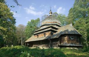 Cerkiew Wniebowstąpienia Pańskiego w Uluczu, fot. Jerzy Strzelecki (CC BY 3.0)