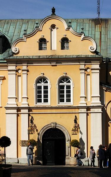 Muzeum Sześćsetlecia Jasnej Góry, fot. Radosław Drożdżewski (CC BY-SA 4.0)