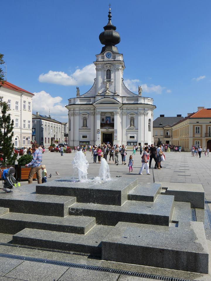 Plac Jana Pawła II, fot. Mariusz Swornóg (CC BY-SA 3.0)