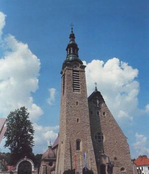Sanktuarium Matki Boskiej Bolesnej w Limanowej, fot. Grzegorz80 (CC BY-SA 3.0)