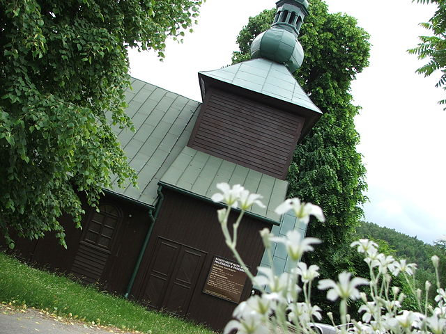 Kaplica Jana Matrasa, fot. Monika Bachleda (CC BY-SA 3.0)