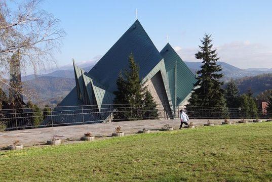 Sanktuarium Matki Bożej Pocieszenia w Pasierbcu, fot. Jerzy Opioła (CC BY-SA 4.0)