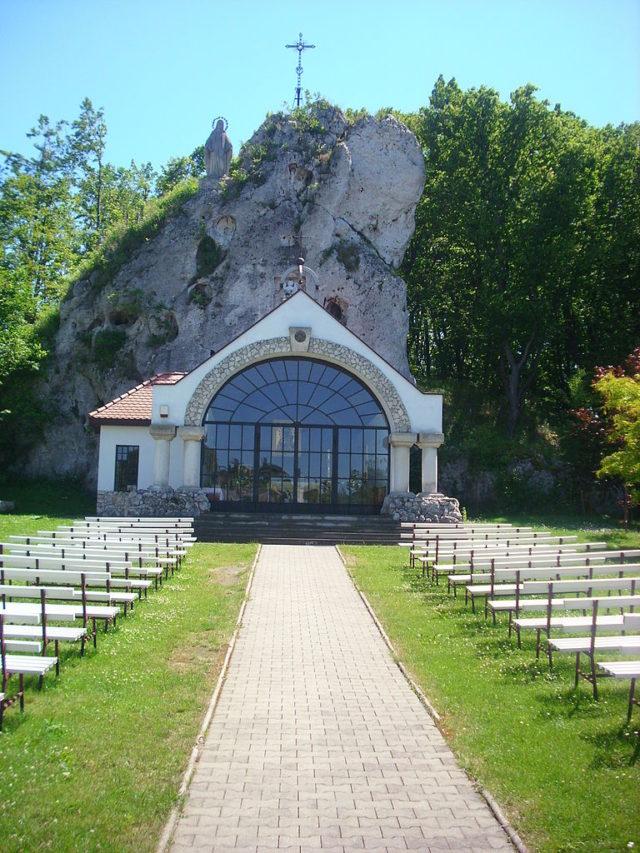 Sanktuarium Matki Boskiej Skałkowej, fot. M.Gola (CC BY-SA 3.0)