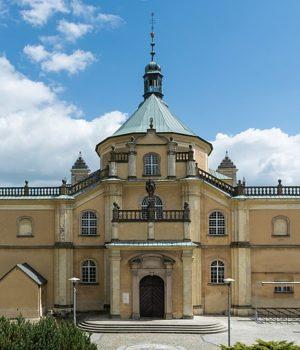 Sanktuarium Matki Boskiej Wambierzyckiej Królowej Rodzin, fot. Jacek Halicki (CC BY-SA 3.0 PL)
